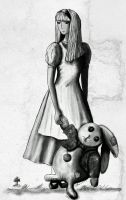 Alice and Friend by LibertineM
