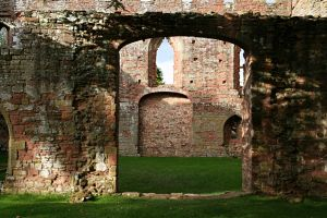 Acton Burnell Castle 6 by OghamMoon