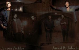 Jared and Jensen by TheDreamBelow