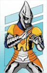 Jet Jaguar Colors by KillustrationStudios