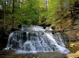 Hells Hollow Waterfall by GlassHouse-1