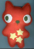 Be a Star KITTY CAT DOLL by verukadolls