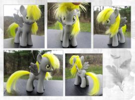 My Little Pony Derpy Hooves Custom 2 by kaizerin