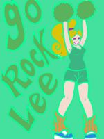 go rock lee by sws-sisters