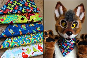 Bandanas [for sale!] by jillcostumes