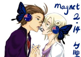 magnet oz nz by Hitomi-Tong
