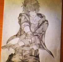 Judai by Ask-Juka