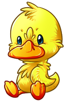 Duckling! by ScottishPeppers