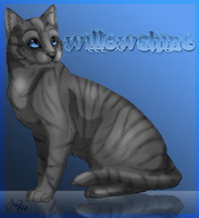 Willowshine of RiverClan by TheMoonfall