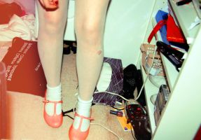white tights by camillaalexandra