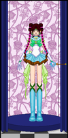 Sailor Earth Super by monsterhighlover3