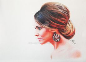Cheryl Cole - Cannes 2014 by Charlzton