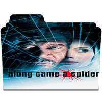 Along came a spider Folder Icon by charlitosway78