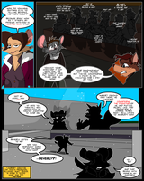 Keeping Up with Thursday, Issue 12 page 17 by AaronsArtStuff