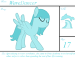 Pony Academy - WaveDancer App by Dat-Lil-Filly