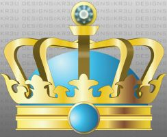King Crown by KR3UZL3R