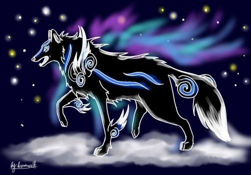 Constellation by brown-she-wolf