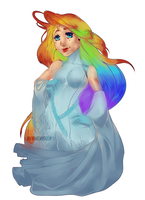 Pride Mascot by CuzzaCurry