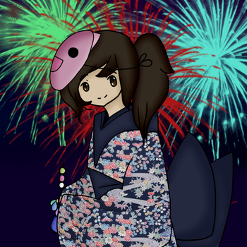 Fireworks by ilovesyouthismuch