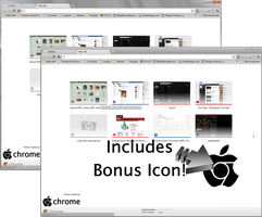 Mac Chrome Theme by J-Lindo