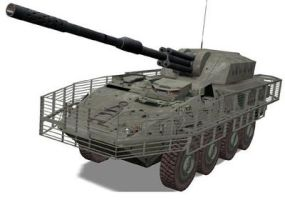 Ifv 155 Mm by unspacy