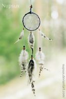 Homemade Dream Catcher by Nupsux
