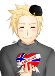 To Norge _ Hetalia by Acepalm