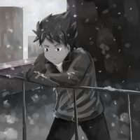 Rooftop Snowfall by totodos