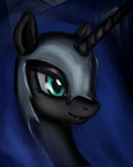 Nightmare Moon by mindlesshead