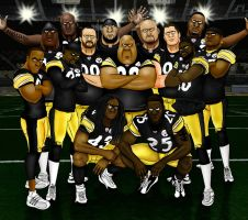 Steelers by gorbit