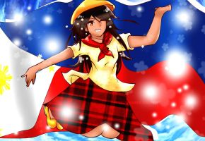 Philippines Independence Day~! by Prominessence