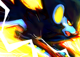 LuxLuxray by xiaoxinge