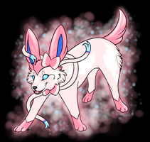 #700: Sylveon by disasterpuppet
