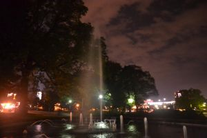 Fountain in the Park by Gr8-Gatensby