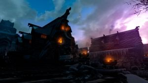 Skyrim : Windhelm by UltimaDX