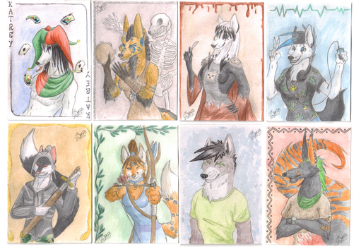 ACEO(1) by Firefex-wolf