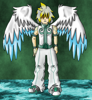New OC: Mikael by Manah-Angel-Eyes