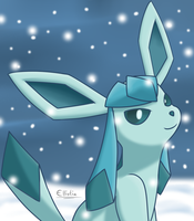 Glaceon by ecmc1093