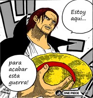 Shanks One Piece v1 by CraftC