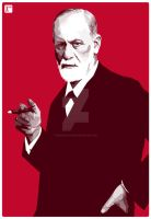 Freud by monsteroftheid
