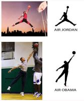 Air Obama by zeronemike