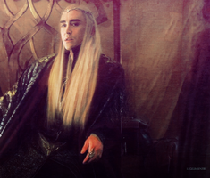 Thranduil by vendelina