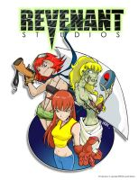 REVENANT CHICK'S by dovianax