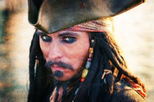 Captain Jack Photo shoot 2008 by DrThaddeusVale