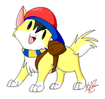 Ness pup XD by Kilala04