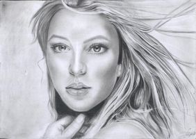 Britney Spears by Persiangirl