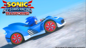Sonic and Sega All-stars racing Transformed by xRubiMalonex