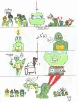 TMNT_New Twist by DNLnamek01