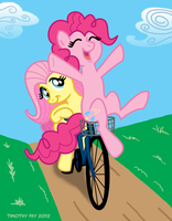 Bike Ride! by Tim-Kangaroo