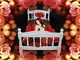 Bed of Roses by 3punkins